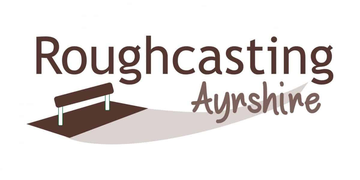 roughcasting Kilmarnock, Ayrshire